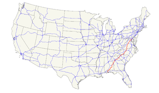 U.S. Route 29 highway in the United States