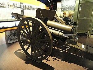 4.7 inch Gun M1906 - 4.7 inch Gun M1906 at the National World War I Museum in Kansas City, MO