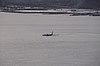US Airways Flight 1549 (N106US) after crashing into the Hudson River.jpg