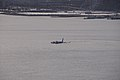 US Airways Flight 1549 (N106US) after crashing into the Hudson River.jpg