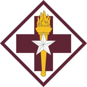 32nd Medical Brigade - 32nd Medical Brigade's Shoulder Sleeve Insignia