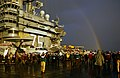 US Navy 030217-N-9964S-001 FOD walk-down aboard USS Harry S. Truman CVN 75.jpg