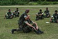 US Navy 030909-M-9812M-017 Marine, Staff Sgt. Rusty W. Stowers provides training to Bangladesh Army.jpg