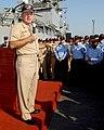 US Navy 041010-N-9563N-003 Chief of Naval Operations, Adm. Vern Clark, talks to Sailors.jpg