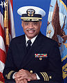 US Navy 070209-N-0000X-001 Official photo of Cmdr. George Thompson, commanding officer of the U.S. Navy Band.jpg