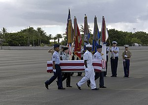 HICKAM AIR FORCE BASE, Hawaii (Aug. 24, 2007) ...