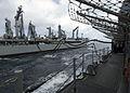 US Navy 081006-N-0743B-019 The Military Sealift Command fleet replenishment oiler USNS Tippecanoe (T-AO 199) steams through the Indian Ocean after conducting a replenishment.jpg