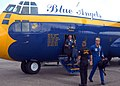 US Navy 081023-N-0486G-002 he Blue Angels Maintenance Support Crew debarks Fat Albert.jpg