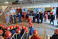 US Navy 110126-N-8014S-085 A Navy instructor briefs Sailors on safety before a wet trainer exercise at the Center for Naval Engineering Learning Si.jpg