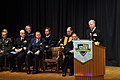 US Navy 110325-N-ZB612-068 Chief of Naval Operations (CNO) Adm. Gary Roughead delivers the keynote address during the graduation ceremony at the N.jpg