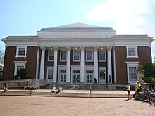 The University of Virginia School of Law.