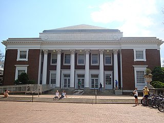 Clark Hall (University of Virginia)