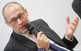 Ugo Rossi nel 2013