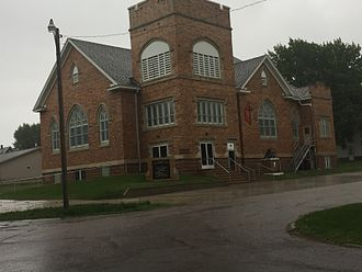 Kingsley, Iowa - United Methodist Church