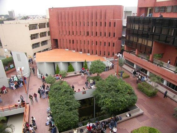 Universidad del Pacifico plaza