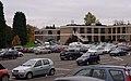 Clive Granger Building University Park Floor Plan