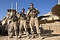Up front, Clermont, Fla., Marine leads convoys through Afghanistan 130916-M-ZB219-378.jpg