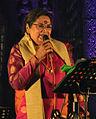 Usha Uthup at Toshali National Crafts Mela, Janata Maidan, Bhubaneswar 3.jpg