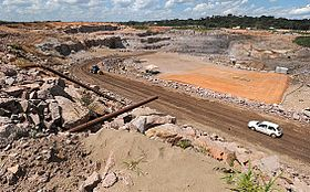 Image illustrative de l'article Barrage de Santo Antônio