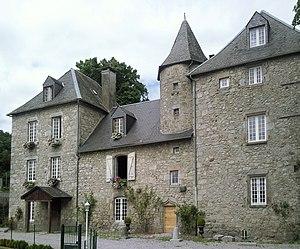 Ussel, Corrèze - Château of La Borde