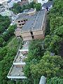 Výhled z obchodní akademie - Ruiny detail.JPG