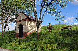 Věžnice, small chapel.jpg