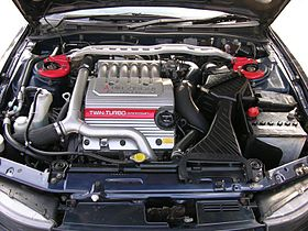 Mitsubishi 6a1 Engine Wikipedia