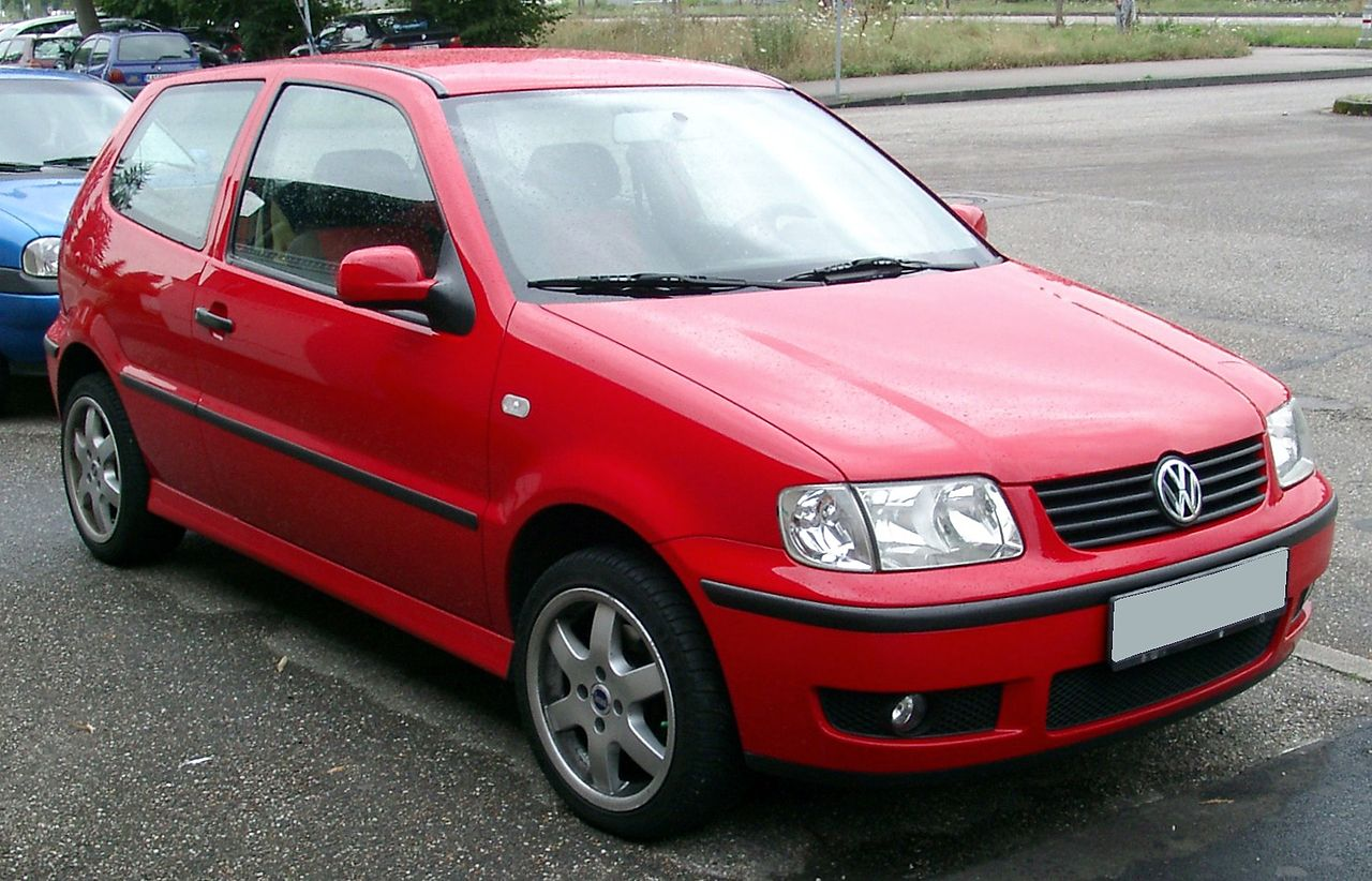 file:vw polo iii front 20080717 - wikimedia commons