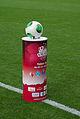 Valais Cup 2013 - OM-FC Porto 13-07-2013 - Le ballon.jpg