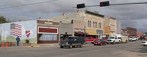 Valentine, Nebraska - Main Street