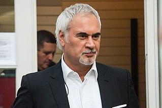 Valery Meladze Russian singer of Georgian descent