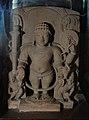 Vamanavatar Vishnu - Circa 10th Century CE - Mawana - ACCN 78-1 - Government Museum - Mathura 2013-02-23 5228.JPG