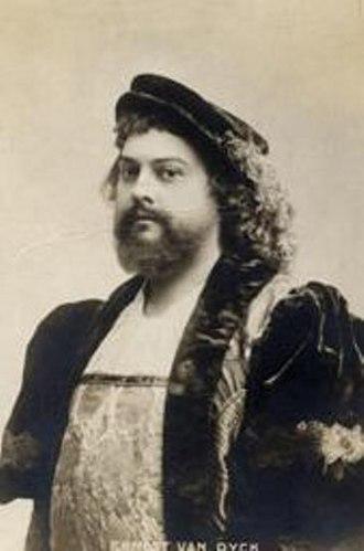 Ernest van Dyck - Ernest van Dyck (1904)
