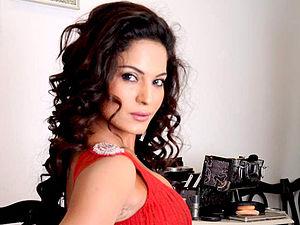 Veena Malik - Veena Malik in Lahore, Pakistan in 2011.
