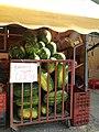 Vente de pastèques à Réthymnon.JPG