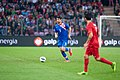 Veoran Corluka - Croatia vs. Portugal, 10th June 2013.jpg