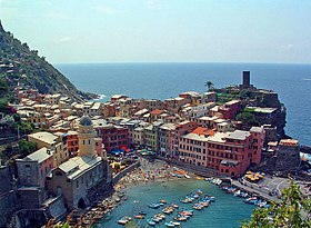 Image illustrative de l'article Vernazza