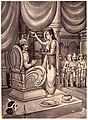 Vibhishan become King of Lanka.jpg