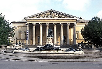 University of Bristol - The Victoria Rooms, comprising the School of Music