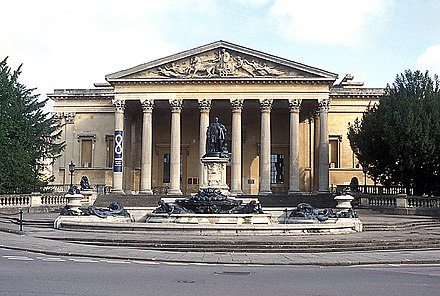 The Victoria Rooms, owned by the University of Bristol Victoria Rooms (750px).jpg