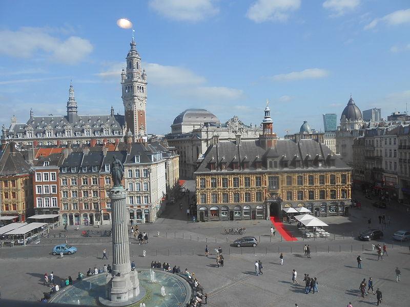 File:Vieille Bourse de Lille - France.jpg