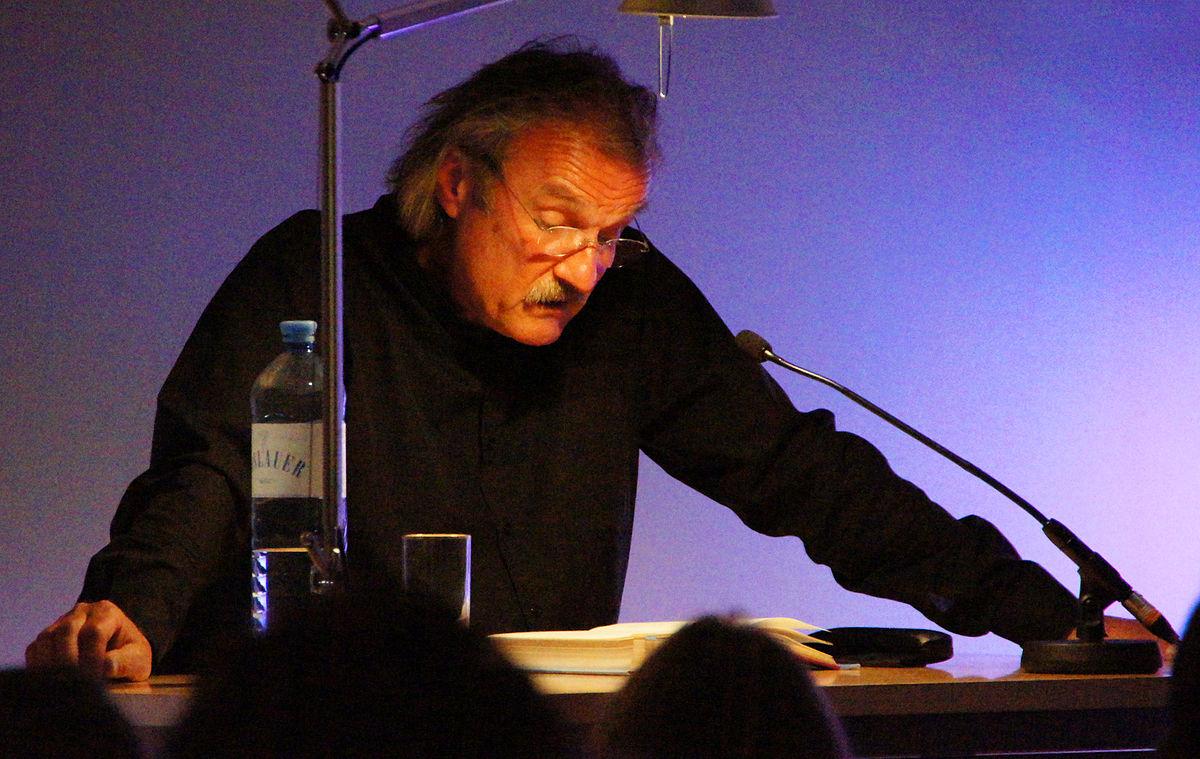 Christoph Ransmayr Wikipedia