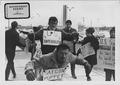 Vietnam War protesters. 1967. Wichita, Kans - NARA - 283625.tif