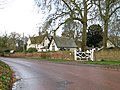 View across The Street towards the Old Rectory - geograph.org.uk - 1593329.jpg