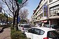 View of Jingwu Road near Sanmin Road, Taichung.jpg