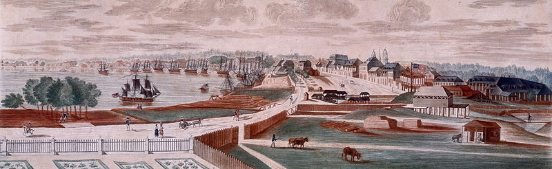 New Orleans 1803