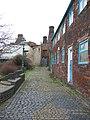 View of bottle kilns, Short Street, Longton - geograph.org.uk - 312081.jpg