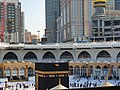 View of the courtyard of the Great Mosque of Mecca, Saudi Arabia (1).jpg