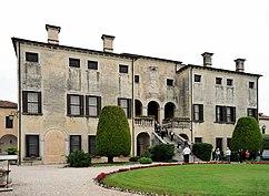 Villa Godi, Lugo di Vicenza (1537-1557)