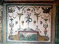 Villa medici, studiolo del cardinale, grottesche pareti 04.JPG